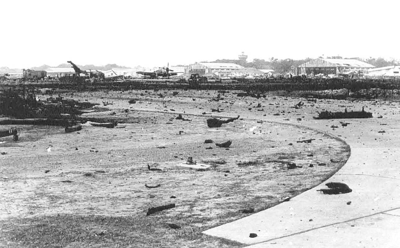 B-57's operations at Bien Hoa Airbase