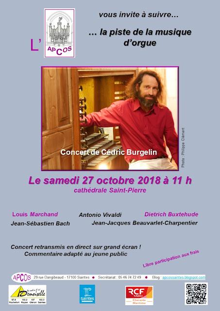 Concert 27 10 2018 - apcossaintes