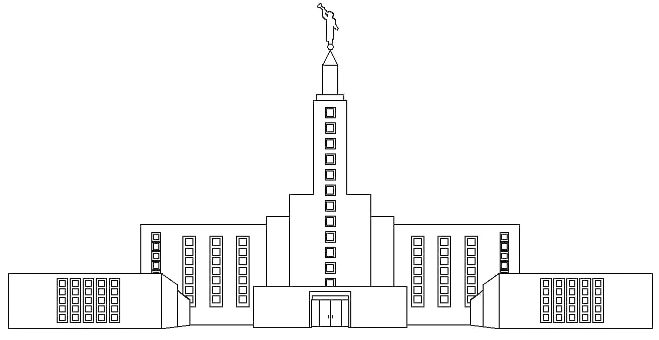 Our Deseret Home: Temple Coloring Sheets