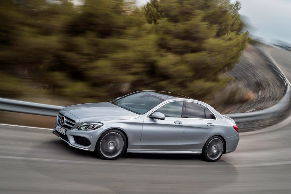 A Class Higher: All-New Mercedes-Benz C-Class Now in the
