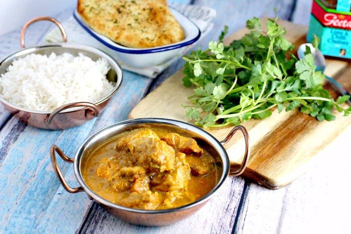 Slow Cooker Chicken and Sweet Potato Korma