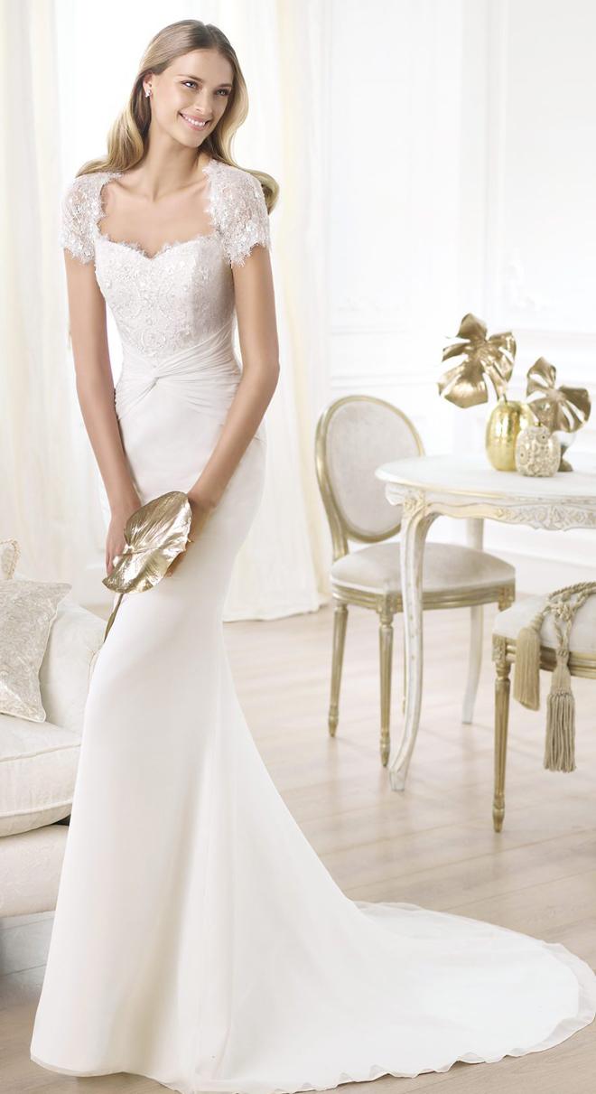Pronovias 2014 Fashion Collection - Belle The Magazine