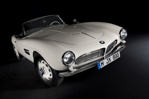 BMW 507 Elvis Presley
