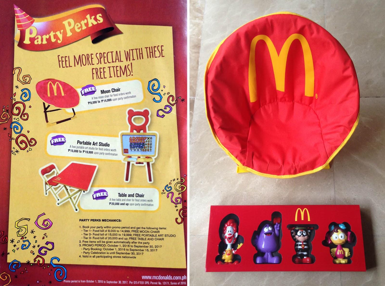 Mcdonald S Birthday Cake Order