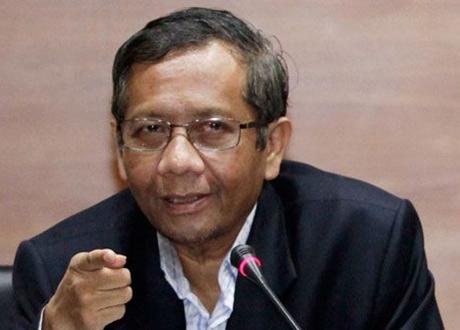Mahfud MD: Segera Limpahkan Berkas Setya Novanto ke Pengadilan