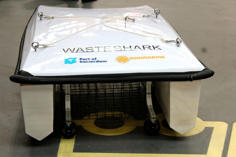 Drones Are Officially Cleaning Up Ocean Trash [Watch]