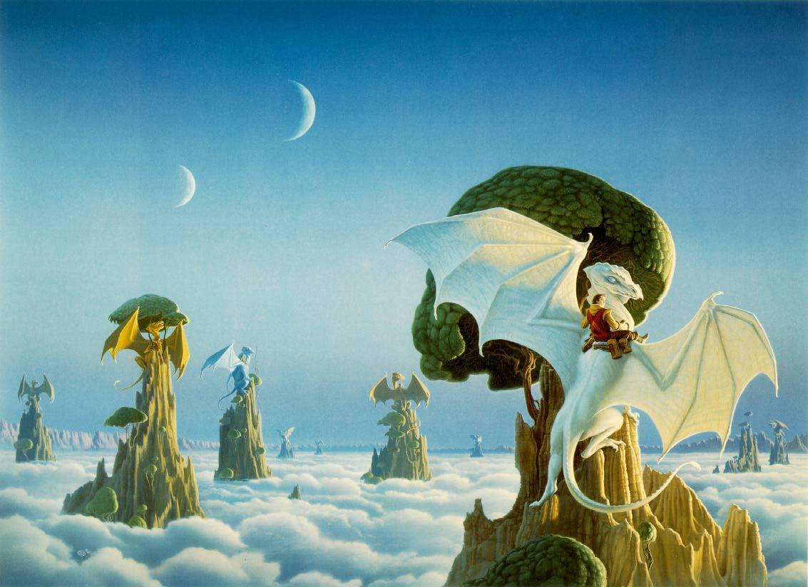 Saga des dragons et autres - Anne Mc Caffrey - 33 Ebooks
