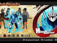 Download Mod Texture Naruto [Mitsuki Awaken Mode] NSUNI For Emulator PPSSPP