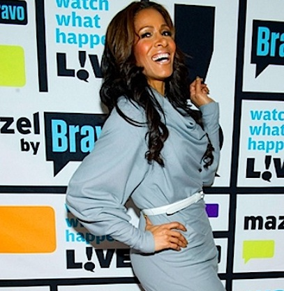 Sheree Whitfield Snatched A Movie Role Chateau Sheree Will Be Ready By Christmas Ronald Matters