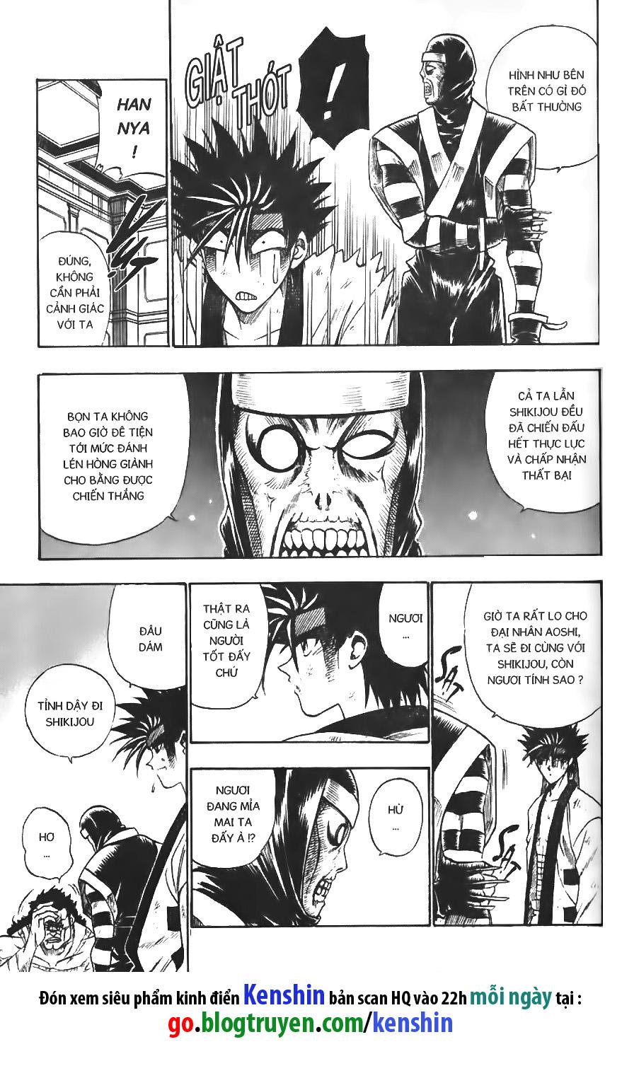 Rurouni Kenshin chap 28 trang 16