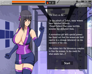 Download SHINOBI GIRL v.2 Full Version