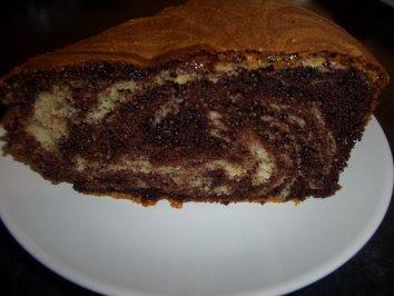 Verboten Gut Locker Leichter Marmorkuchen Mit Ovomaltine