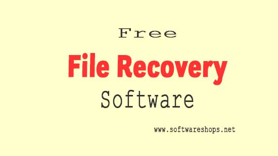 file recover software