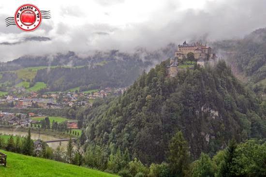 Hohenwerfen, Austria