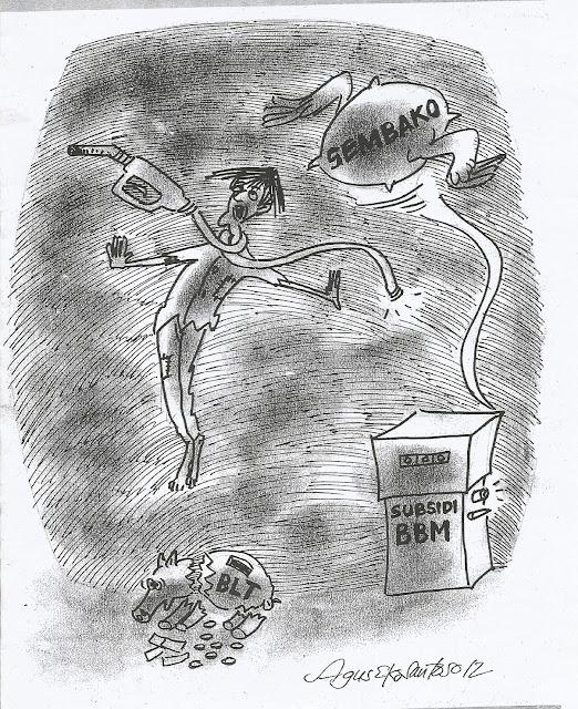 Kartun karya Agus Eko Santoso. Pernah dipublikasikan pada 4 Maret 2013.