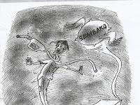 Ketika Harga Sembako Melambung, Kartun Karya Agus Eko Santoso