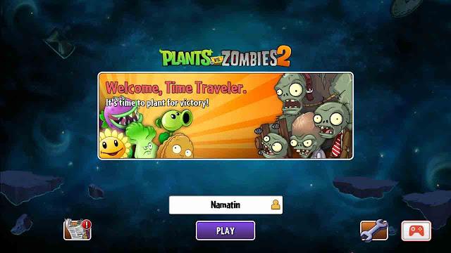 cheat plants vs zombie 2 save data