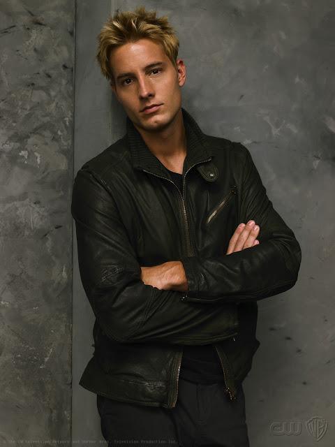 Justin Hartley, o Oliver Queen de Smallville é o muso da semana