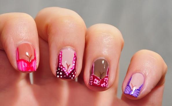 como decorar uñas para quinceañeras