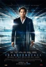"Carátula del DVD: ""Transcendence"""