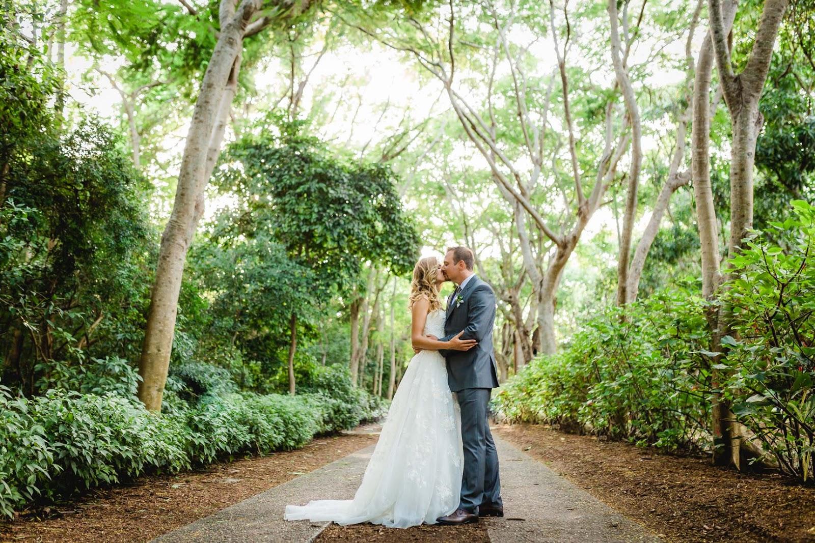 Deering Estate Wedding