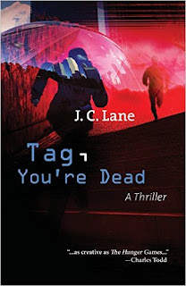 Tag, You're Dead Cover