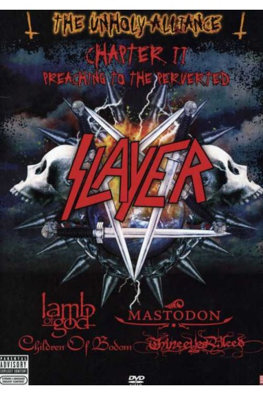 Slayer the unholy alliance