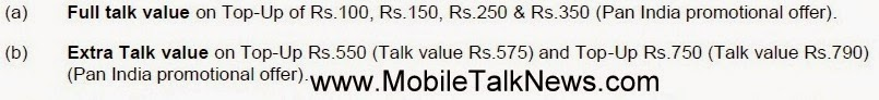 BSNL Launched New Full and Extra Talk Time @ PAN India | Mobile Talk News