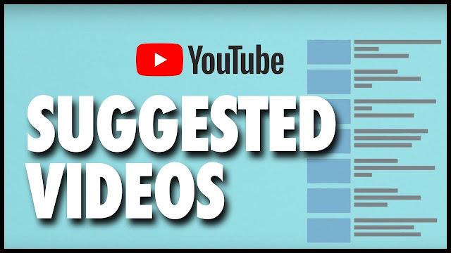 الفيديوهات الخاصة بك ضمن الفيديوهات المقترحة على يوتيوب 2019