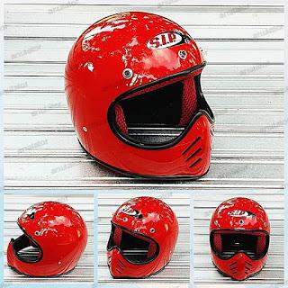 Helm Cakil Replika Moto3