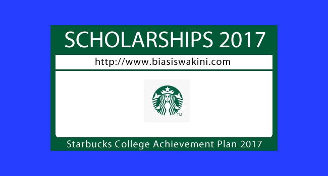 Starbucks College Achievement Plan 2017