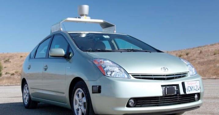 google car la voiture sans conducteur telemanagement mpsra. Black Bedroom Furniture Sets. Home Design Ideas