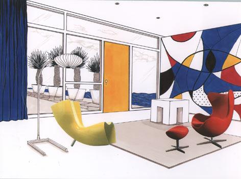 Interior Design Course Design Blog