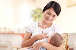 Omega untuk ibu menyusu
