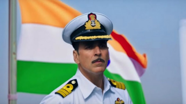 Inaccuracy In Akshay Kumar's Navy Uniform In Rustom!