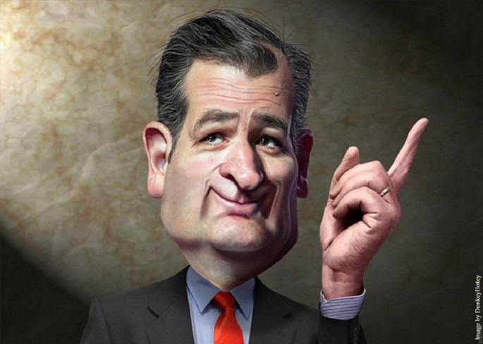 GOP establishment and Ted Cruz uncomfortable bedfellows