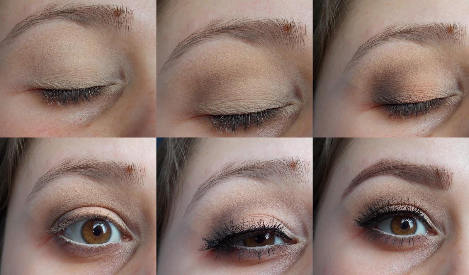 Mur Flawless Matte Brązowe Smoky Eye
