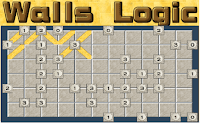 GOKIGEN or Slalom or Walls Logic Game