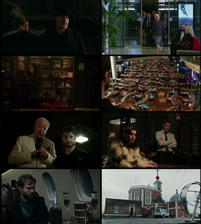 Now You See Me 2 2016 English 720p BRRip