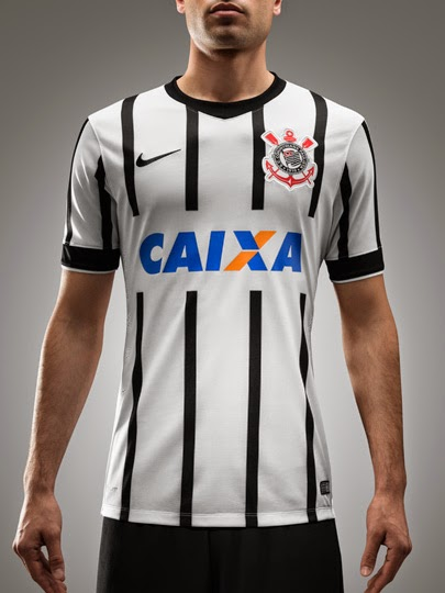TODOS OS UNIFORMES OFICIAIS DO CORINTHIANS d1be040ca67c9