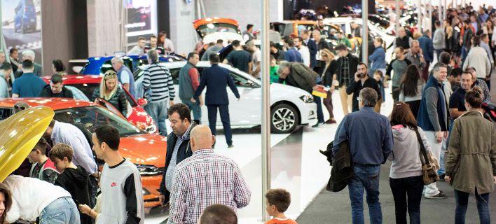 """Έκθεση αυτοκινήτου """"Αυτοκίνηση EKO 2018"""" 10 με 18 Νοεμβρίου"""