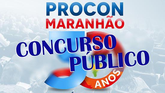 Concurso PROCON Maranhão 2017 - Edital lançado