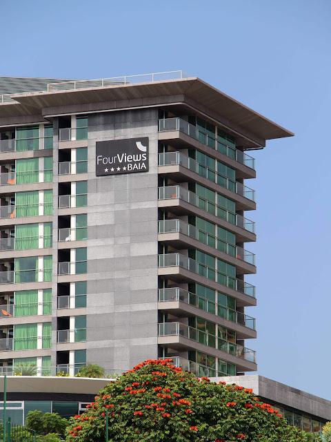 Four views Baía hotel
