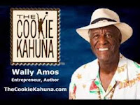 Famous Wally Amos on Shark Tank Show