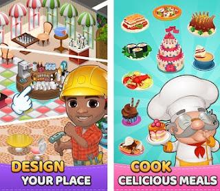 Cafeland World Kitchen MOD APK