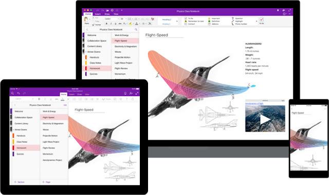 Microsoft desain ulang OneNote