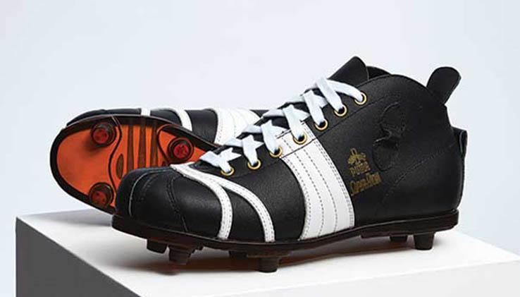 118193493d30 Puma Super Atom 1952 Boots - Black   White   Chocolate Brown