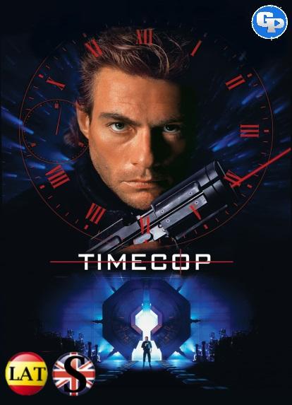 Timecop (Policía en el tiempo) (1994) HD 1080P LATINO/INGLES