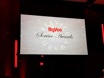 Hy-Vee Service Awards