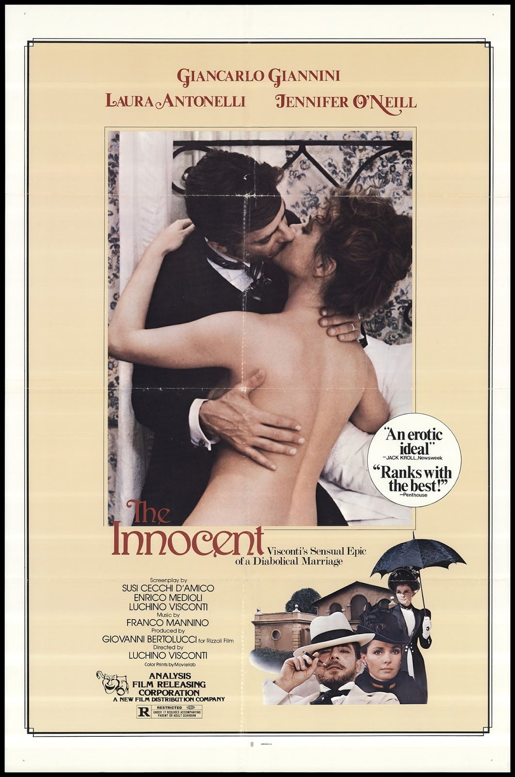 The Innocent 1976